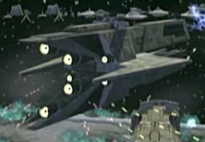 Underworld Capital Ship